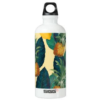 Ananaszitronengelb Aluminiumwasserflasche