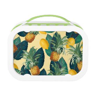 Ananaszitronengelb Brotdose