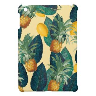 Ananaszitronengelb iPad Mini Hülle