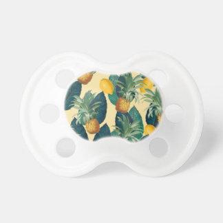 Ananaszitronengelb Schnuller