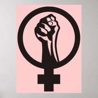 feminismus poster designs. Black Bedroom Furniture Sets. Home Design Ideas