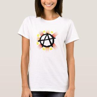 Anarchapulco White T Shirt Women