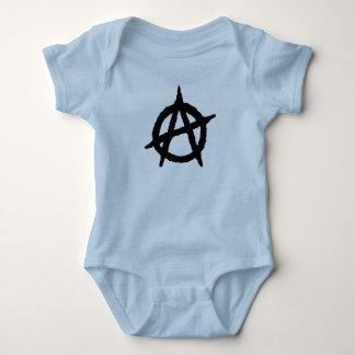 Anarchie Baby Strampler