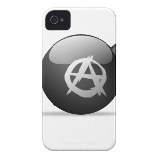 Anarchie-Bombe iPhone 4 Case-Mate Hülle