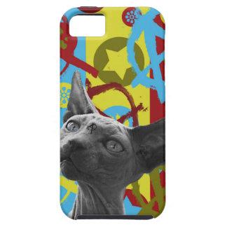 Anarchie-Katze Hülle Fürs iPhone 5