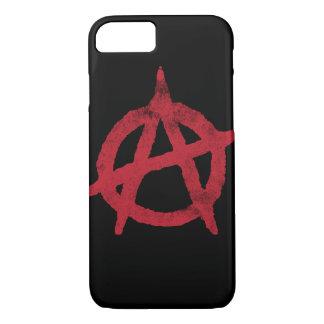 Anarchie-Kreis A iPhone 8/7 Hülle