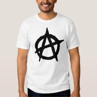 Anarchie-Sleeveless T - Shirt