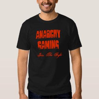 Anarchie-Spiel, - schließen Sie sich dem Kampf an Tshirt