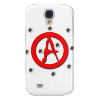 Anarchie-Symbol Galaxy S4 Hülle