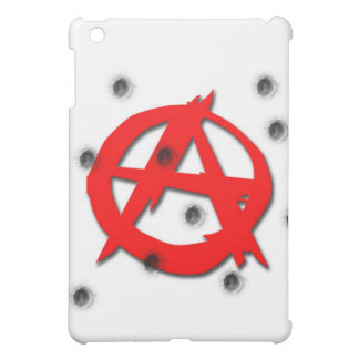 Anarchie-Symbol iPad Mini Hülle
