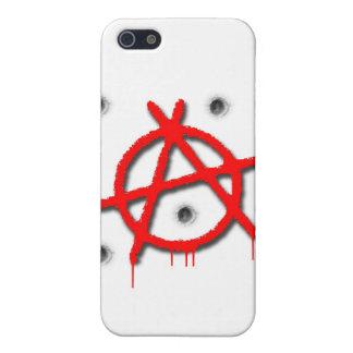 Anarchie-Symbol iPhone 5 Schutzhüllen