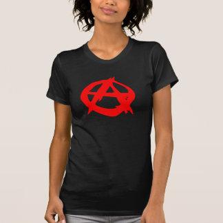 Anarchie-Symbol-T-Shirt T-Shirt