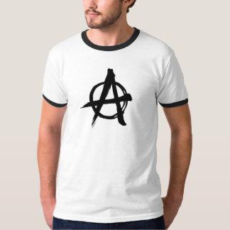Anarchie-Wecker-T - Shirt