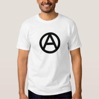 Anarchiesymbol, mit Definition Shirts