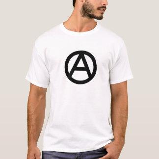 Anarchiesymbol, mit Definition T-Shirt