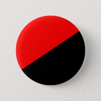 Anarchist, politische Flagge Kolumbiens Runder Button 5,1 Cm