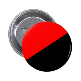 Anarchist, politische Flagge Kolumbiens Runder Button 5,1 Cm