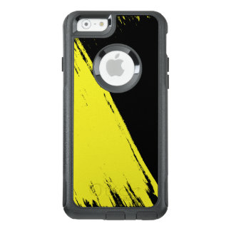 Anarcho-Kapitalismus gebürsteter Flagge iPhone OtterBox iPhone 6/6s Hülle