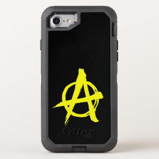 Anarcho-Kapitalist iPhone Otter-Kasten OtterBox Defender iPhone 8/7 Hülle