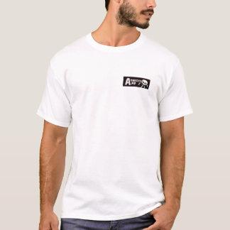 AnarchyApp weißer T - Shirt HOEDOWN
