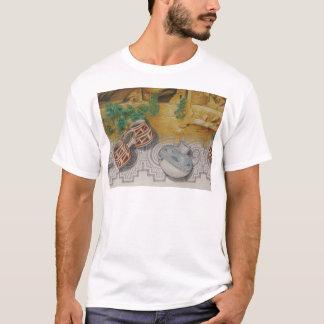 Anasazi Tonwaren der amerikanischer Ureinwohner T-Shirt