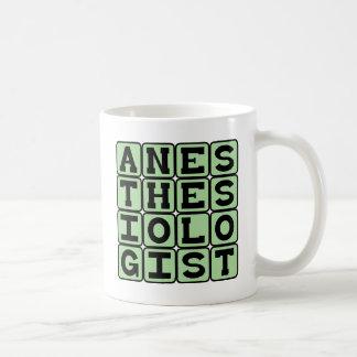 Anästhesiologe, Kaffeetasse