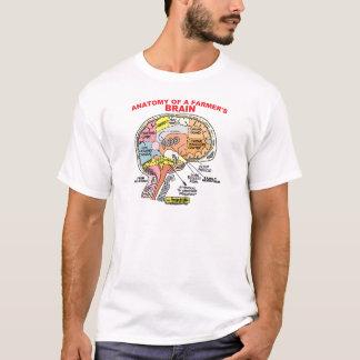 ANATOMIE DES GEHIRNS EINES BAUERN T-Shirt