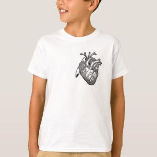 Anatomisches Herz T-Shirt