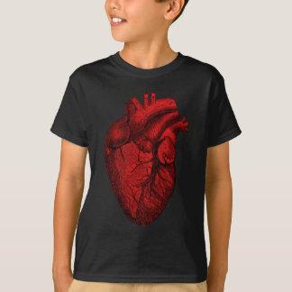 Anatomisches menschliches Herz T-Shirt