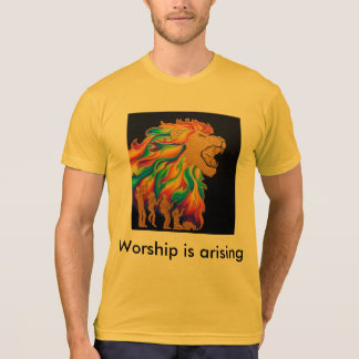 Anbetung entsteht T-Shirt
