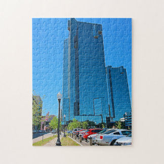 Anblick von Fort Worth Puzzle