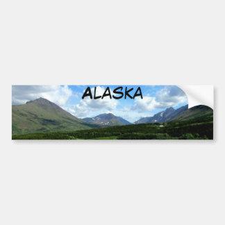 Anchorage Alaska Autoaufkleber