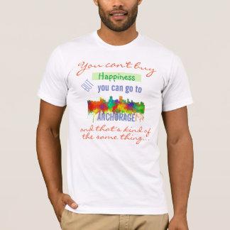ANCHORAGE, ALASKA - T'shirt T-Shirt