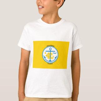 Anchorage-Flaggen-T - Shirts