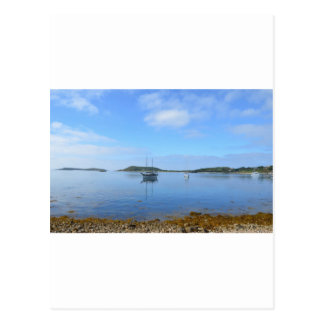 Anchorage im Scillies Postkarte