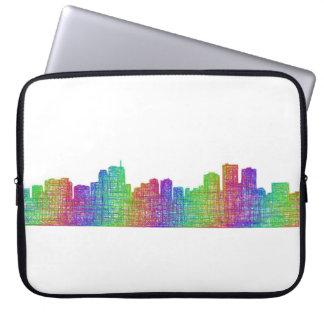 Anchorage-Skyline Laptopschutzhülle
