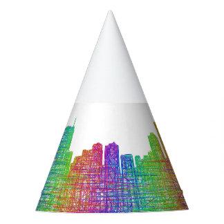 Anchorage-Skyline Partyhütchen