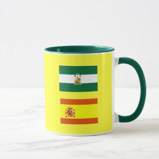 Andalucía* Spanien Kaffee-Tasse Tasse