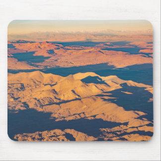 Anden-Gebirgsluftlandschaftsszene Mousepad