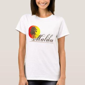 Andenken Malibus Kalifornien T-Shirt