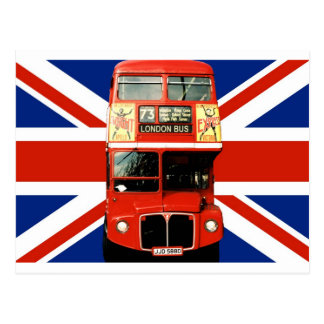 Andenken-Postkarte von London England