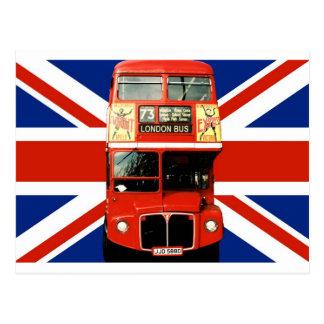 Andenken-Postkarte von London England Postkarte
