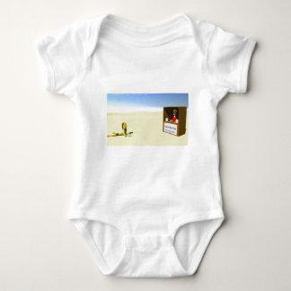 Andenken-Sand-lustige Tshirts