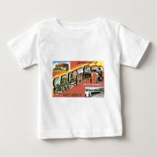 Andenken von Santa Fe, New Mexiko Baby T-shirt