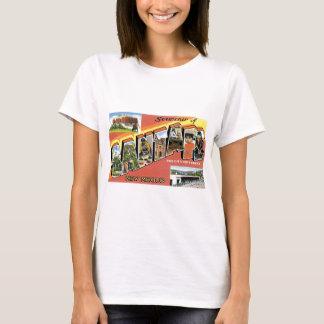 Andenken von Santa Fe, New Mexiko T-Shirt