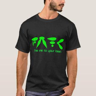 Anderes Weltalien-Schreiben T-Shirt