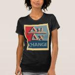 Ändern Sie T - Shirts