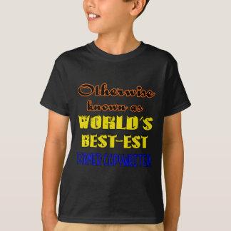 Andernfalls bekannt als bestest ehemaliges T-Shirt