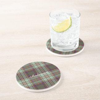 Anderson-Clan karierter schottischer Tartan Untersetzer