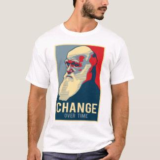 Änderung im Laufe der Zeit T-Shirt